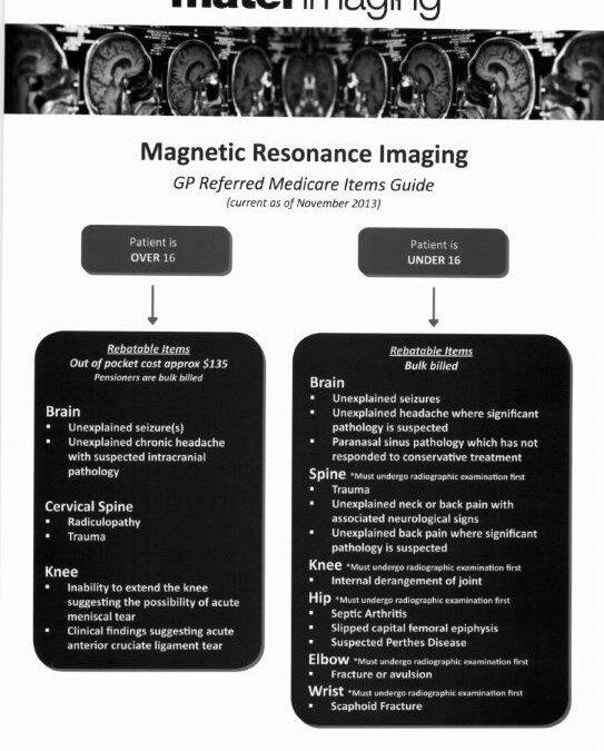 Cheap MRI – how you might get one…